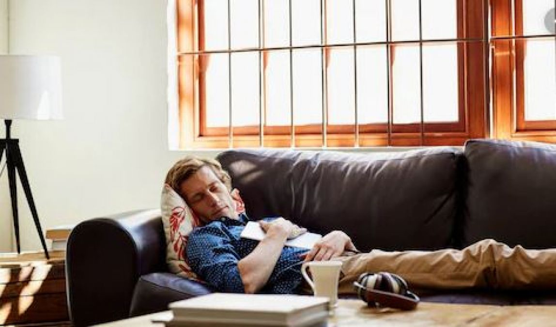 New study says napping could be good for your heart