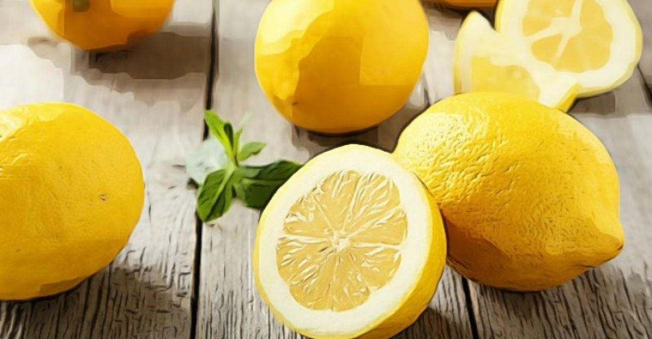 There are many benefits of smelling lemon, know beauty and health benefits
