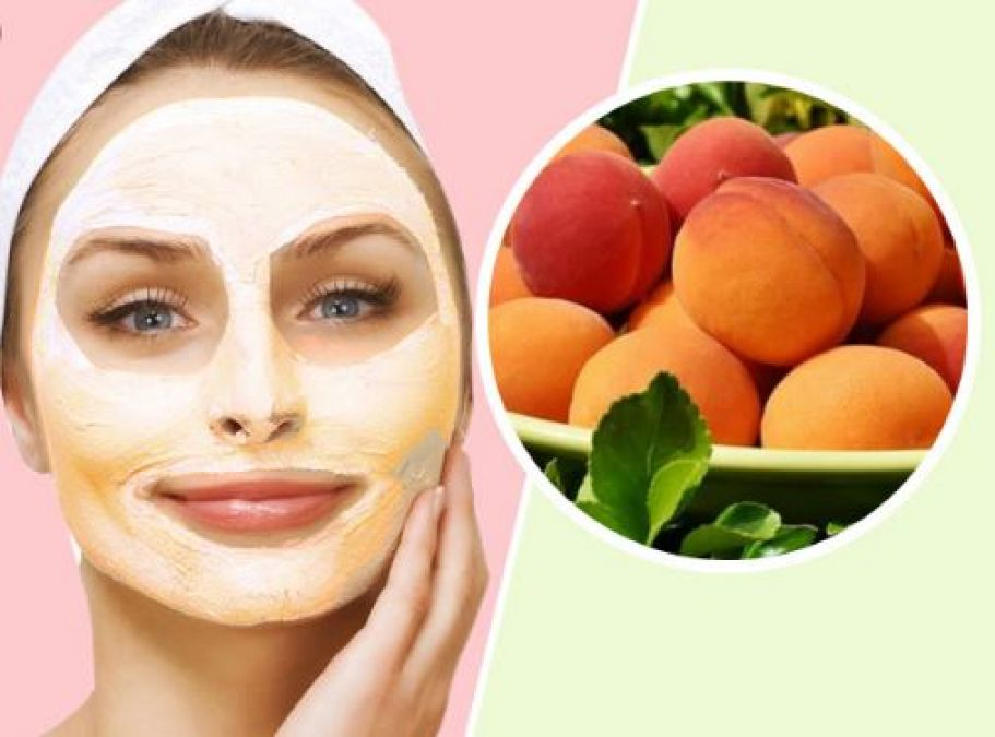 Wrinkles will disappear, make Peach face pack along with these things
