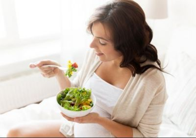 Benefits of green vegetables during pregnancy