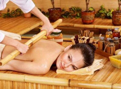If your body is breaking down due to fatigue, then go for Bamboo massage