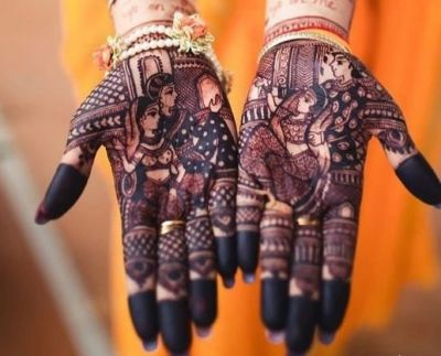 Try these home remedies to darken your Mehendi colour