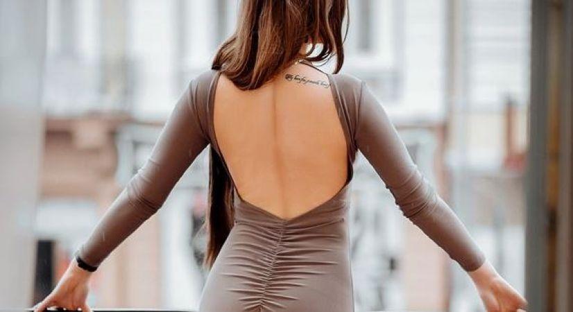 बैकलेस पहनने से कतराते हैं तो पीठ को ऐसे बनाएं सुंदर