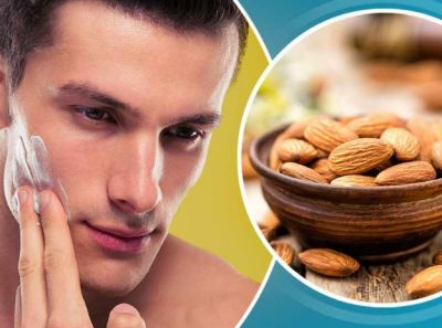 Learn how to make Almond Facepack for a glowing skin