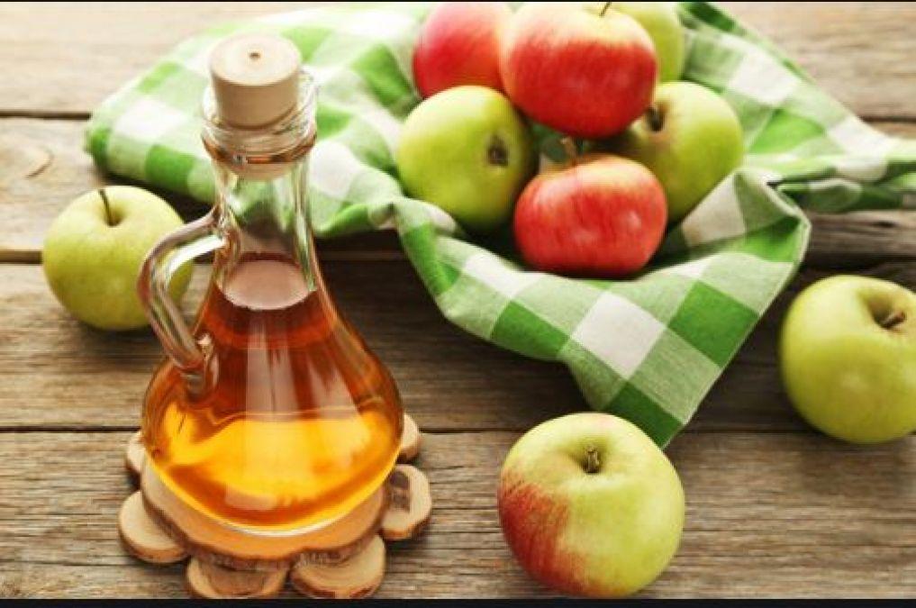 नाखूनों के लिए काम का है सेब का सिरका, बनेंगे सुंदर