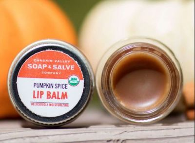 How to Make DIY Pumpkin Spice Lip Balm