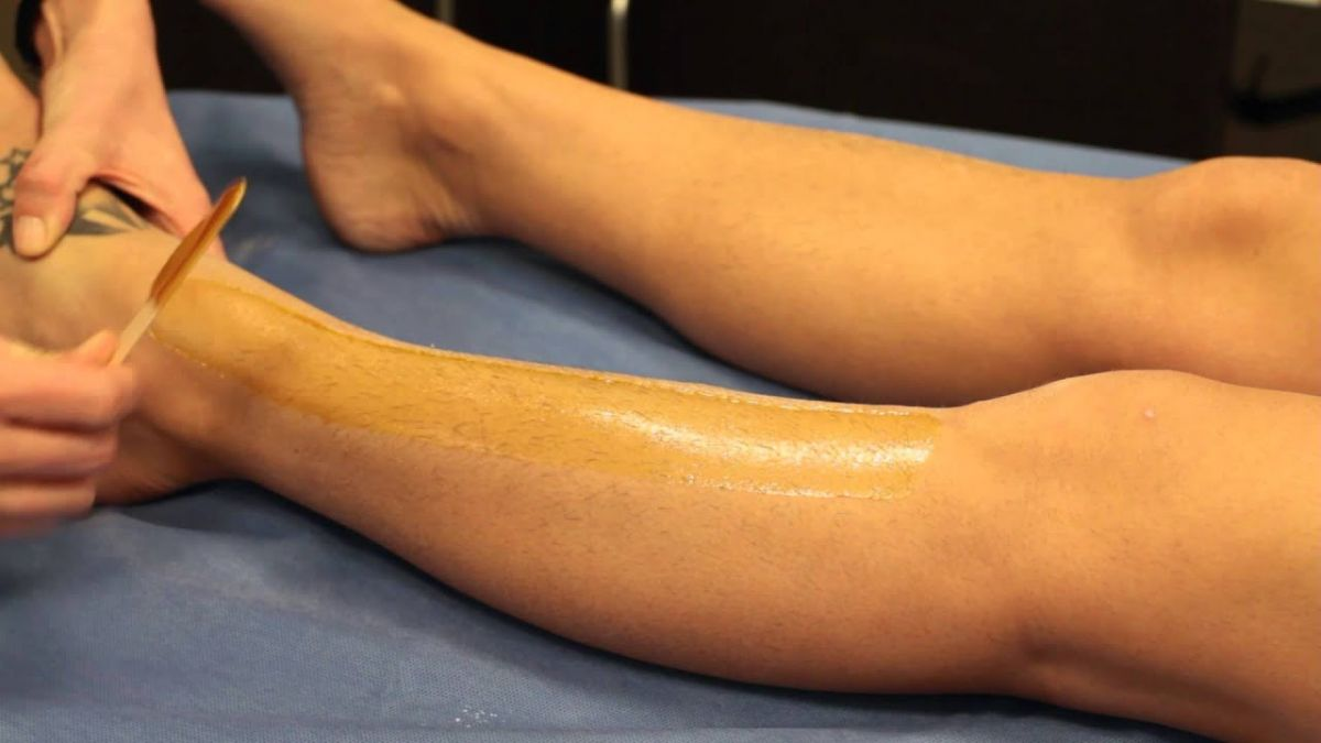 If you also have the rashes after waxing, then try this