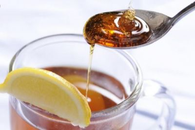 If you are troubled by cough then make a syrup with honey and pineapple