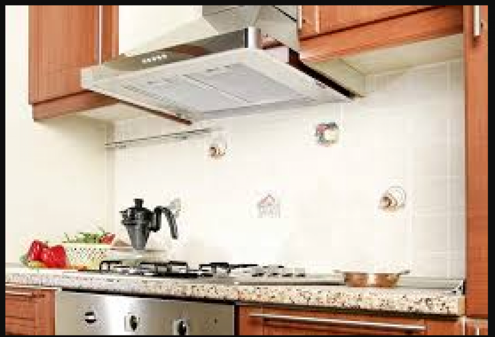 Keep these points in mind while cleaning chimney in kitchen