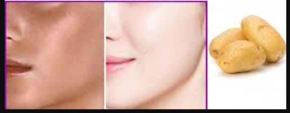Know how to use potato to enhance the beauty of face
