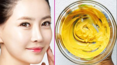 Homemade Gram flour (Besan) and Turmeric (Haldi) Face Packs For Different Skin Types