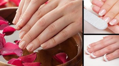 To Make hands beautiful do Manicure at Home, Here Are The Tips