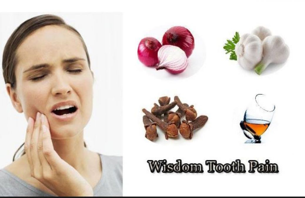 Relieve Tooth Pain Naturally With Onion