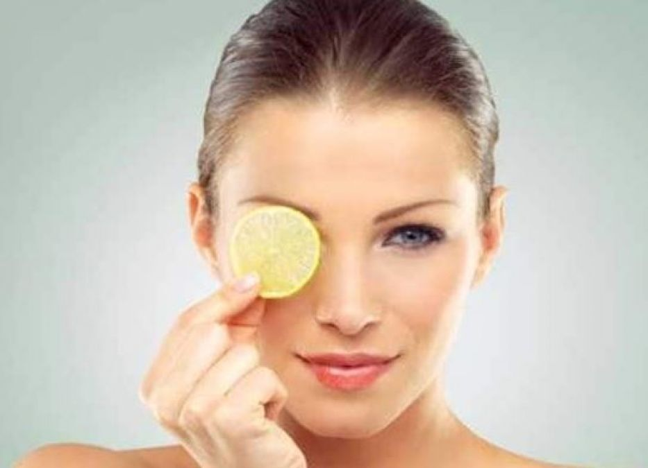 Use Lemons to Getting Rid of Dark Circles and Bags Under Eyes