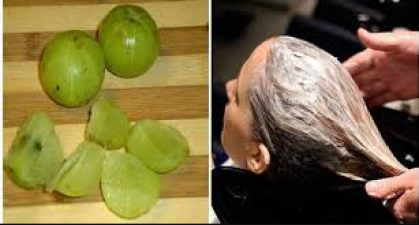 This Amla Hair pack can make your hair SHINiER and HEALTHIER, Here's how to make it