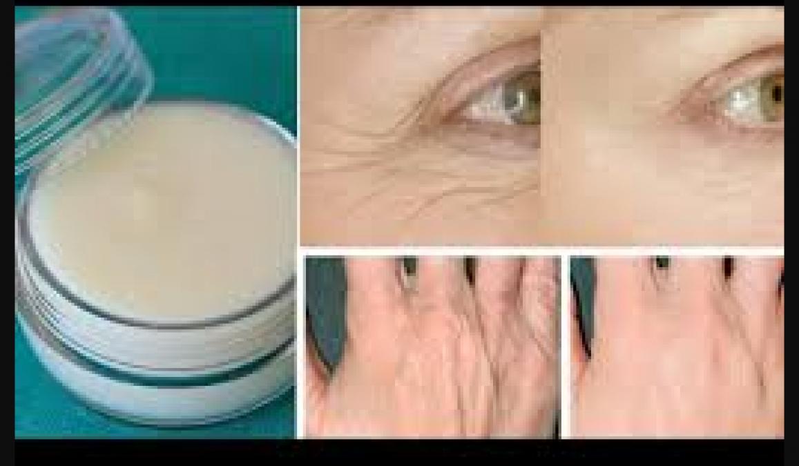 Use this Homemade anti-aging serum to
