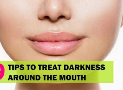 If your upper lip is not looking good, so make them beautiful without waxing and threading!