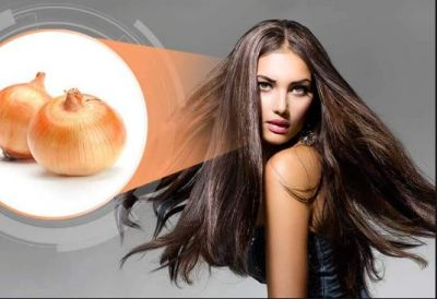 Onion juice is beneficial for hair, learn how to use