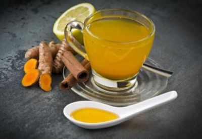 Turmeric tea reduces weight by improving digestion, know how to make it at home