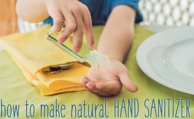 Sanitizer can be made at home with these things, Know the method
