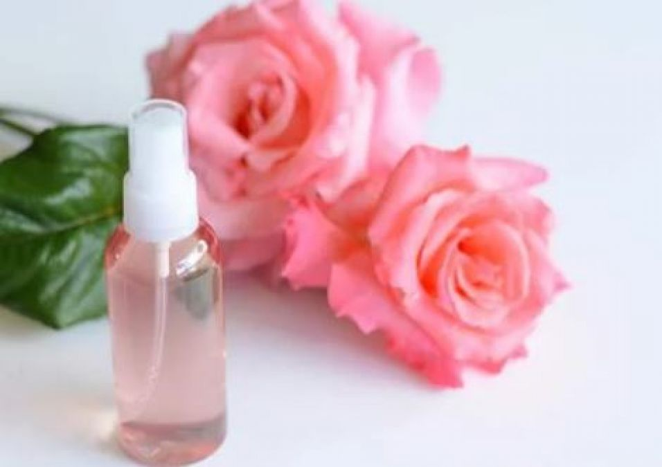 Make Rose water at home with this easy way