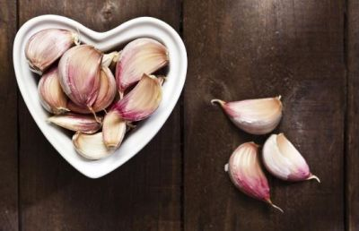 A garlic clove can remove major illness