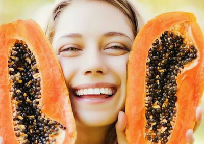 Papaya is beneficial for dry skin, adopt face pack