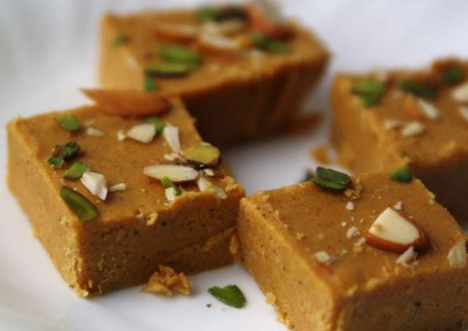 Recipe: Make Besan Pak Dessert at