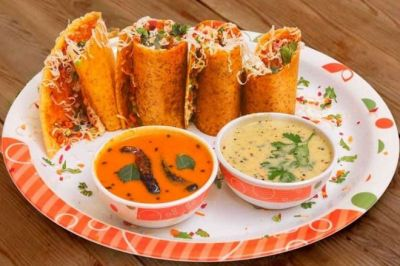 Recipe: Homemade Spring Dosa for Kids, Learn Method