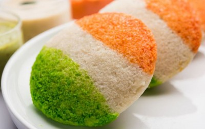independence day 2020 special tri colour idli sc97 nu910 ta910
