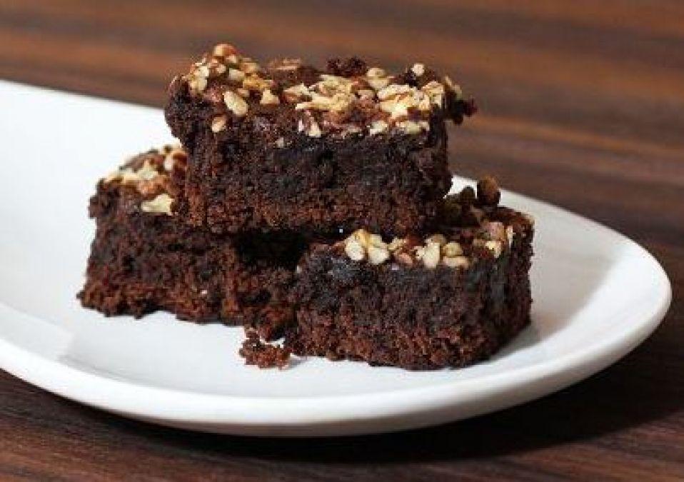 Walnut Brownies Recipe: How to Make Walnut Brownies
