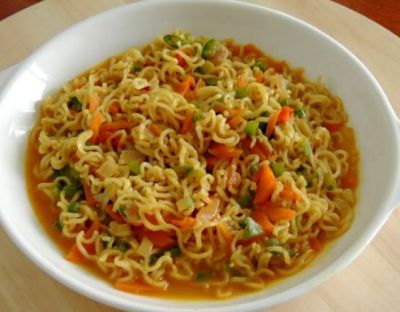 Recipe: Make Fried Masala Maggie in This way to make your kids happy