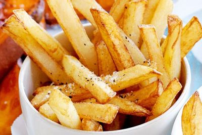 Recipe: Learn how to create Potato French Fries at home on National Potato Day