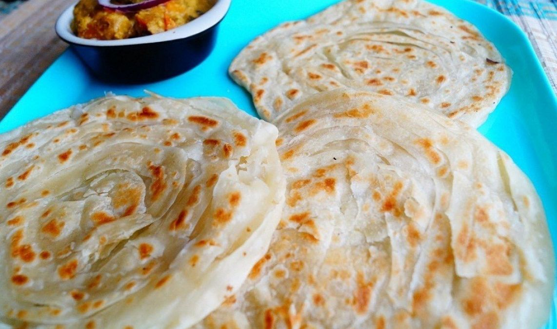 Recipe: Have You Eaten Crispy Malabari Paratha? Try At Home