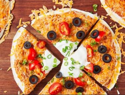 Recipe: Make Mexican Pizza for Kids at Home