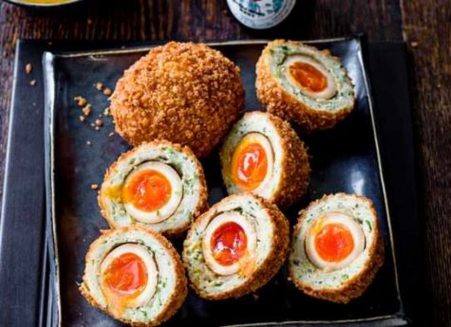 Recipe: Learn How to Create New Egg Dish Picnic