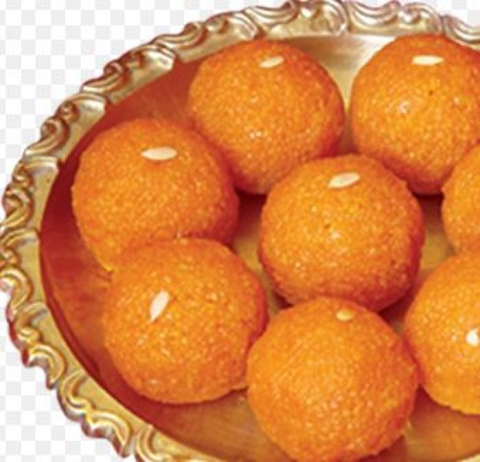Recipe: Make motichoor's laddu at home for Bappa