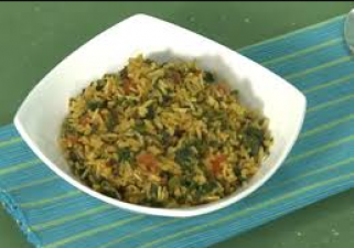 This rice recipe with tomato and fenugreek can change for taste