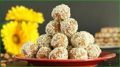 Recipe: Sesame and jaggery ladoo made in this way on Makar Sankranti