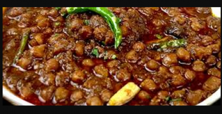 Make delicious 'Chole' with this easy recipe