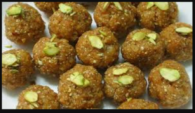 Recipe: During winter make this tasty laddoo to stay health