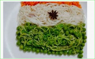 Recipe: Tricolor noodles for your children on this Republic Day, Try now