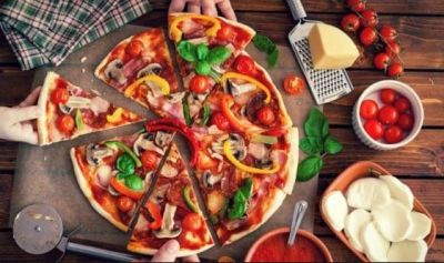 Recipe: Now can make Tasty and Healthy Pizza at home