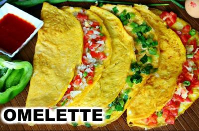 Recipe: Mexican Omelette is Healthy for Health