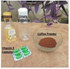 Use Homemade Coffee Serum for Dark Circle