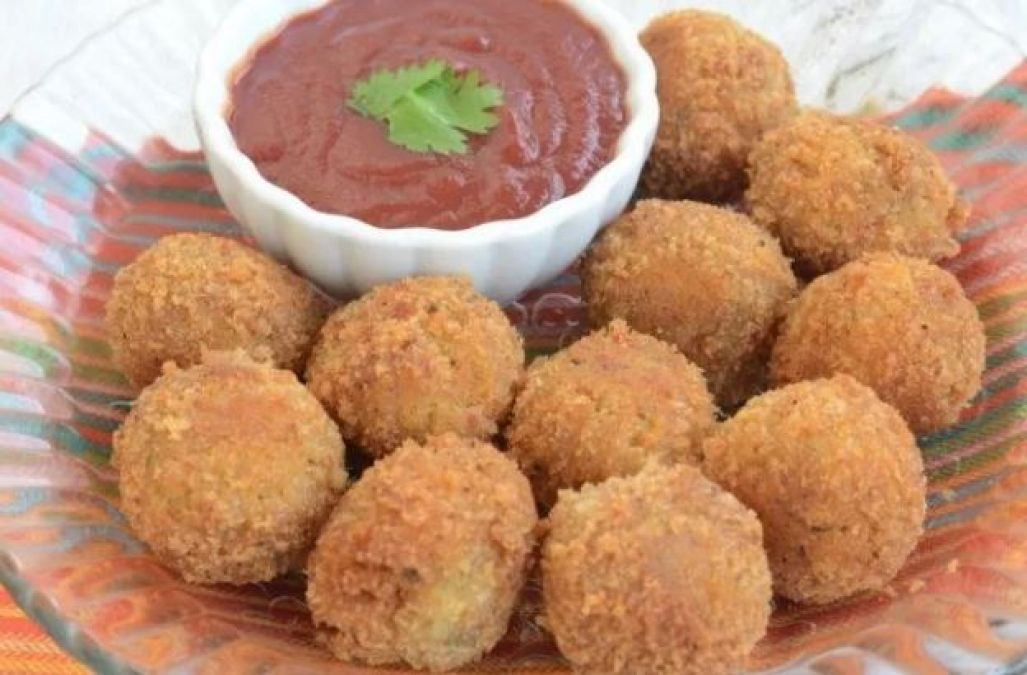 Recipe: For a special Breakfast, Make Tasty Paneer Balls in Snacks