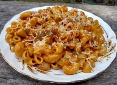 Recipe: Make 'Shezwan Macaroni' at home in this monsoon
