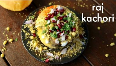 Recipe: Want to try anything new in this monsoon? Try this raj kachori recipe