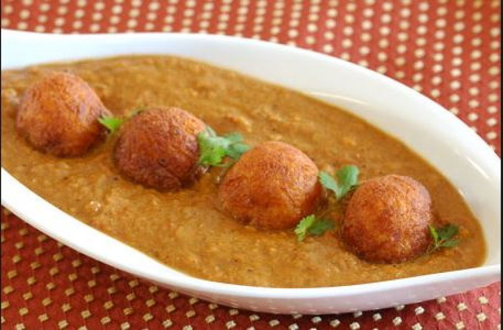 Make Restaurant Like Potato Paneer Kofta Curry with these easy