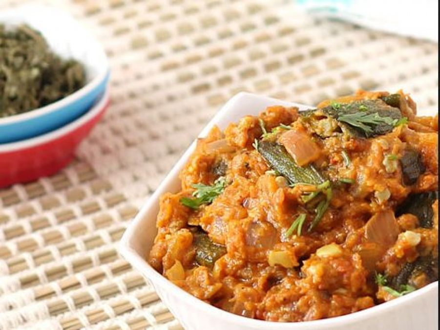 Recipe: Change the taste of okra, make Masala Okra using this